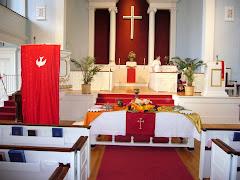 Pentecost 2008