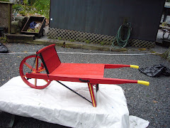wheelbarrow finished