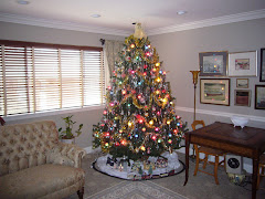 Christmas tree - 100% Tom's work