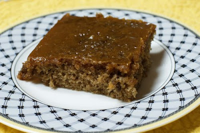Cookbook Junkies: Grandma Iny's Prune Cake