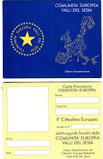 carta di identita' europea