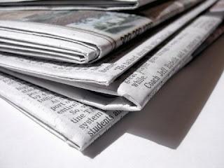 Newspaper-Copyright Law