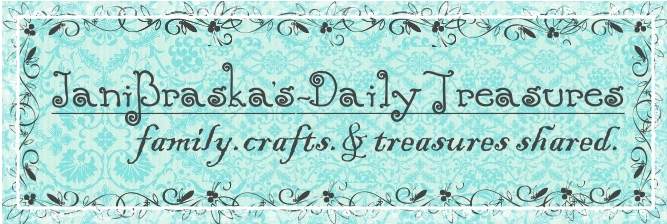 Janibraska's Daily Treasures