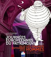 Journées européennes du patrimoine: espace patrimoine Michelin