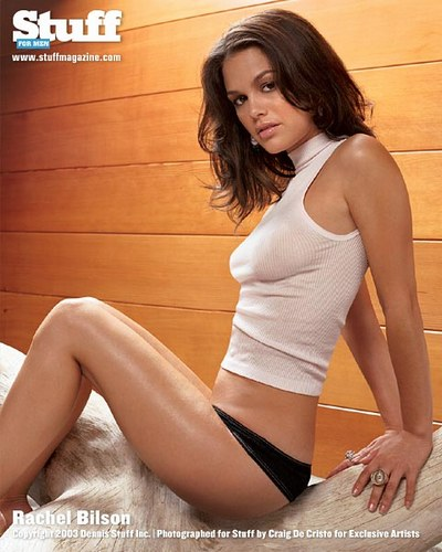 RACHEL BILSON IS STEAMINGLY HOT CHICK