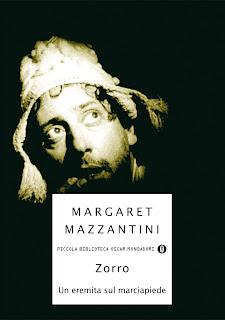 copertina di Zorro di Margaret Mazzantini