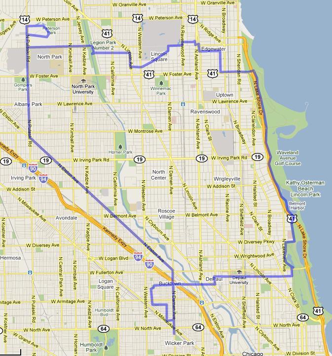 Chicago Bike