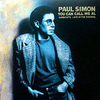 You Can Call Me Al, Paul Simon