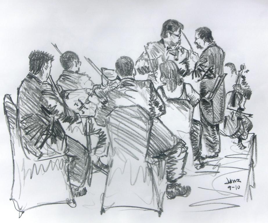 El Arte de Jaime Villegas La Orquesta de Cmara de Cancn