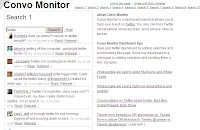 Convo Monitor | Twitter Management Web Apllication