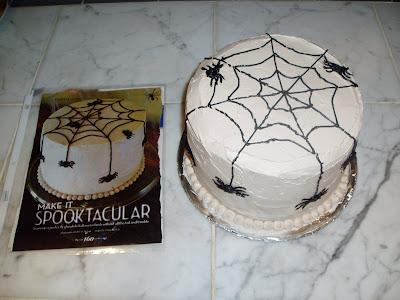 Crave Indulge Satisfy Creepy Crawly Cake Amp Graveyard