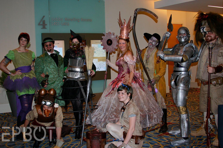 EPBOT: Dragon*Con Steampunk Gallery