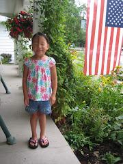Megan July 2010