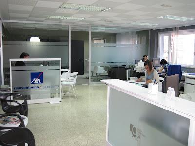 De santiago asesores agencia de seguros axa for Axa seguros sevilla oficinas