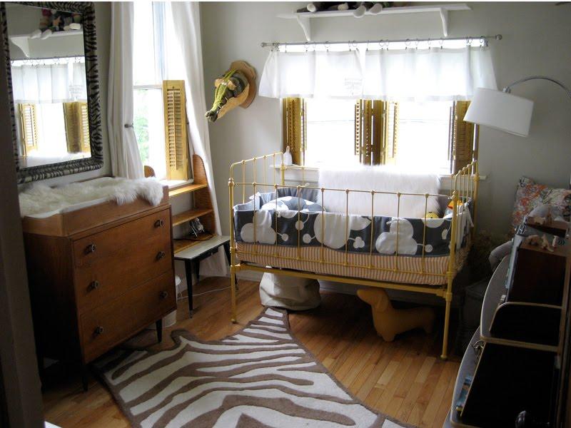 inspiration resource baby gender neutral nursery