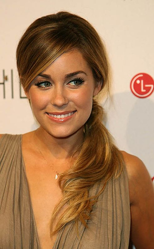 lauren conrad long hair. lauren conrad hair color