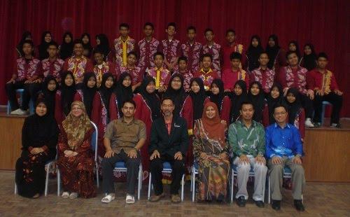 EXCO BARU ASRAMA 2010/11