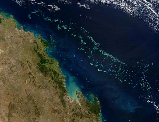 Great Barrier Reef (GBR).