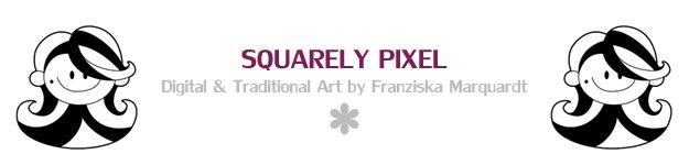 Squarely Pixel