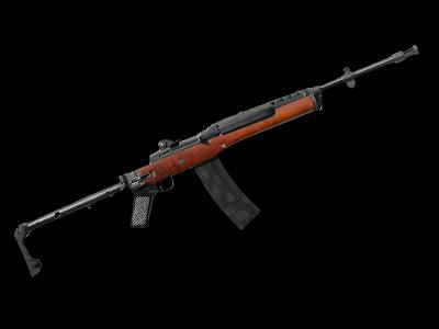 Mini 30 Ruger. Ruger Mini-14/F30GB rifle