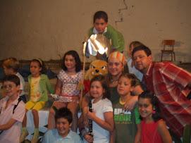 XIX TALLER PROVINCIAL DE MÚSICA. BAEZA 2007