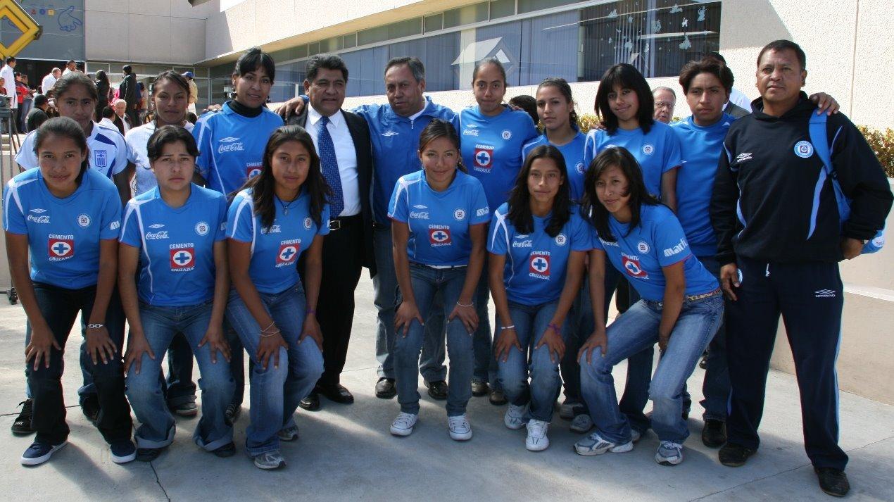 Cruz Azul Femenil Tlaxcala