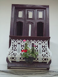 Nuestros balcones son piezas de Arte