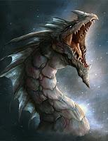 голова морского дракона