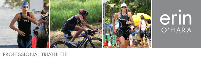 Erin O'Hara - Professional Triathlete