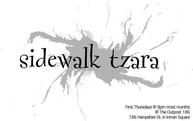 Sidewalk Tzara