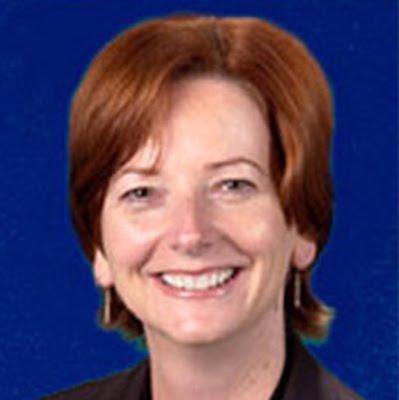 julia gillard earlobes. Minister Julia Gillard