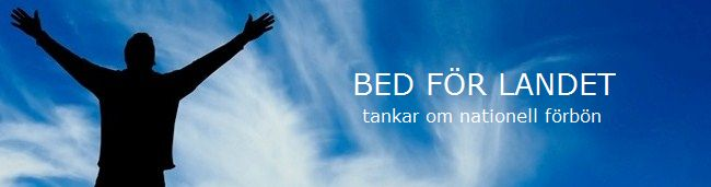 BED FÖR LANDET