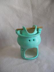 Hornito con vasija