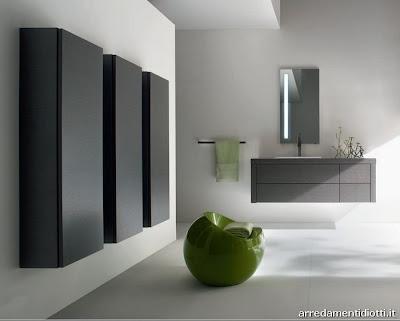 Arredamenti diotti a f il blog su mobili ed arredamento d 39 interni l 39 arredobagno come una - Parete attrezzata bagno ...