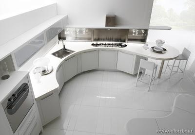 cucine moderne angolo cottura ~ trova le migliori idee per mobili ... - Cucine Moderne Angolari