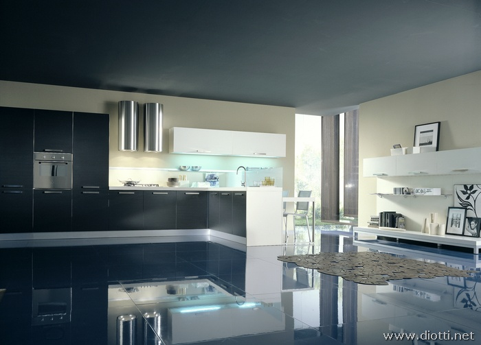 Cucine E Salotti Moderni - Home Design E Interior Ideas - Refoias.net