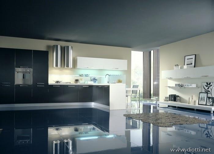 Arredamenti diotti a f il blog su mobili ed arredamento for Soggiorno cucina moderno