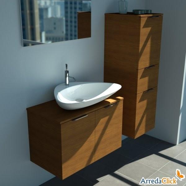 Arredaclick il blog sull 39 arredamento italiano online - Creare un bagno in poco spazio ...
