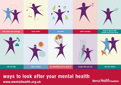 look after your health card mental health