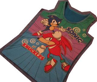 Sonic-toppi