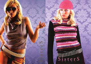 SisterS Point vanhoja mainoskuvia 1
