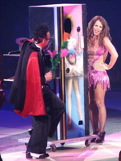 Britney, taikatemppu