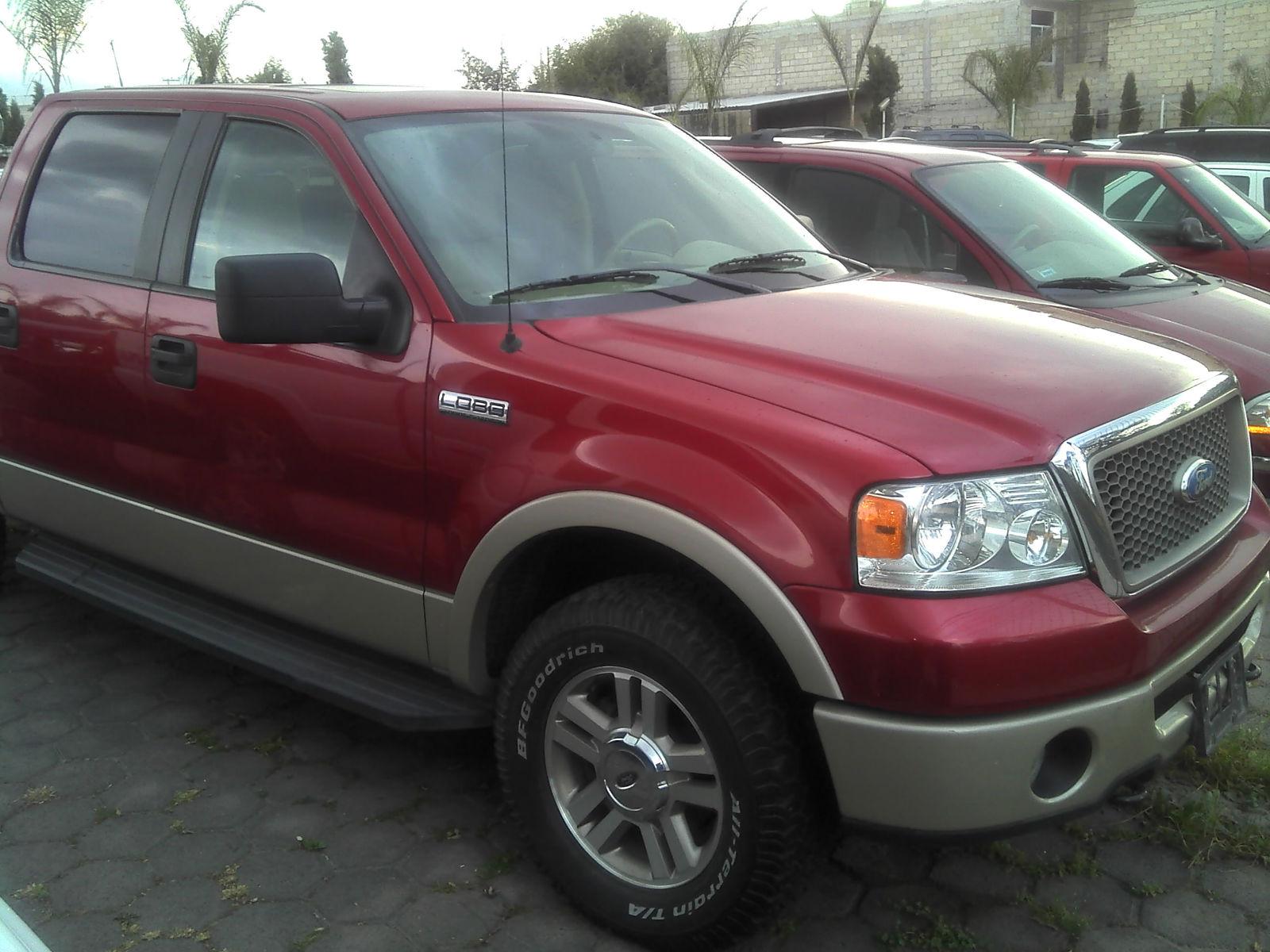 Pick Up Ford Lobo 2007