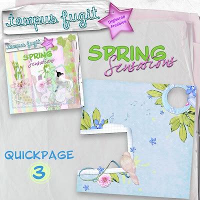 Spring Sensations QP3
