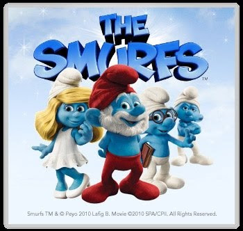 LOS PITUFOS The-Smurfs-Promo-Picture