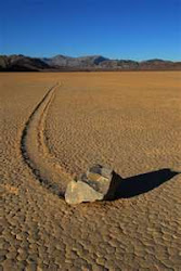 Death Valley's Sailing Stones