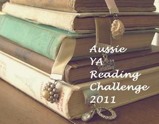 Aussie YA Challenge 2011