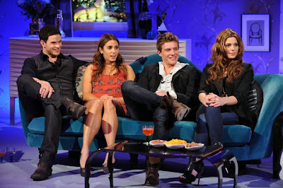 Twilight Cast Interview