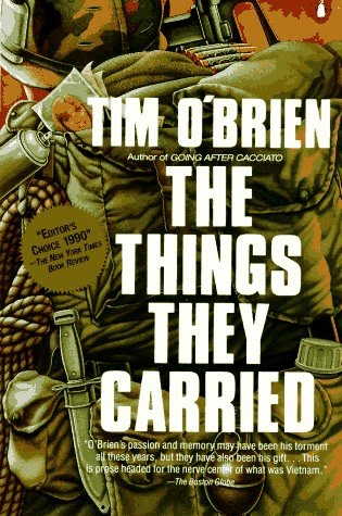 Tim o brien the things they carried short story pdf