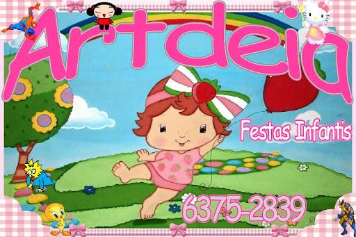 Artdeia Decoração de Festas Infantis